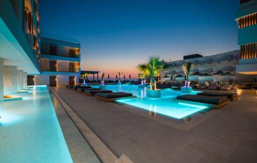 Προσφορες AKASHA Beach Hotel & Spa