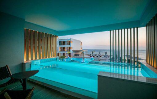 Hotel deal AKASHA Beach Hotel & Spa