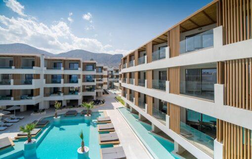 Πακετο διακοπών all inclusive για AKASHA Beach Hotel & Spa