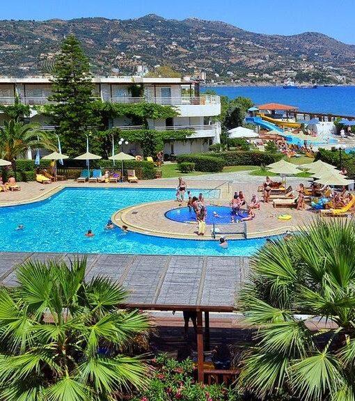 Hotel deal Apollonia Beach Resort & Spa