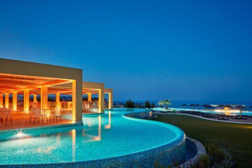 Μοναδική προσφορά για το ξενοδοχείο Atlantica Aegean BlueΠροσφορά για διαμονή all inclusive σε  Atlantica Aegean Blue