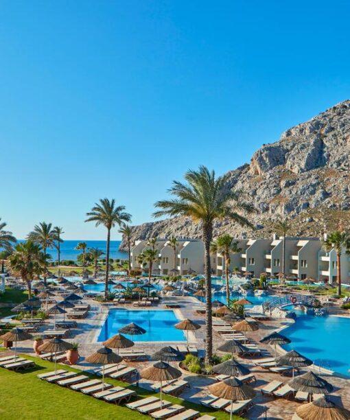 Προσφορές για το ξενοδοχείο Atlantica Aegean Blue Με Νεροτσουλήθρες