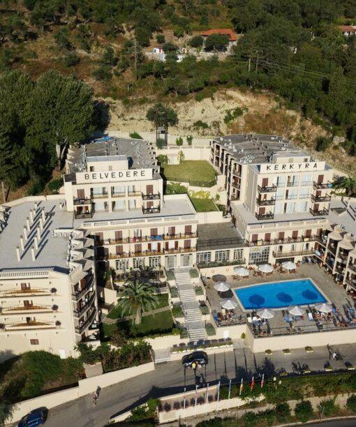 Προσφορές για το ξενοδοχείο Corfu Belvedere Hotel