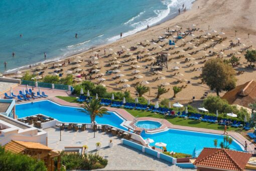 Fodele Beach Water Park Resort προσφορά