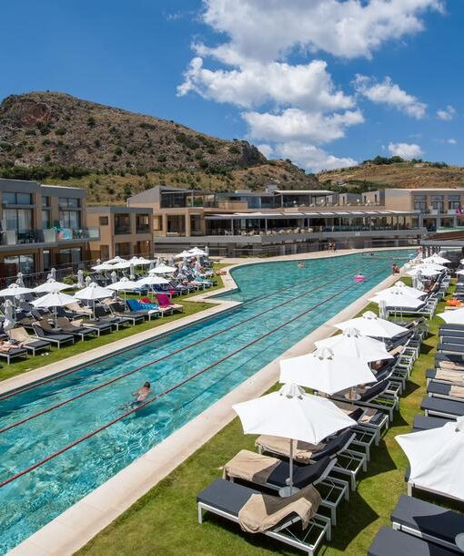 Προσφορές για το ξενοδοχείο Kiani Beach Resort Family Με Νεροτσουλήθρες