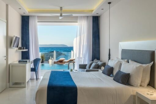 Πακετο διακοπών all inclusive για Knossos Beach Bungalows Suites Resort & Spa
