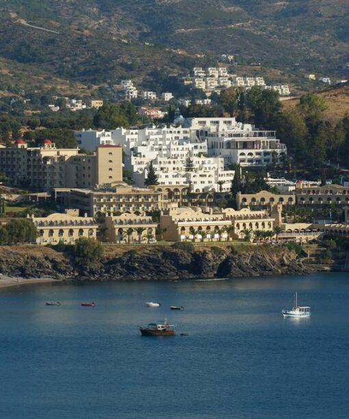 Hotel deal Lindos Royal Resort