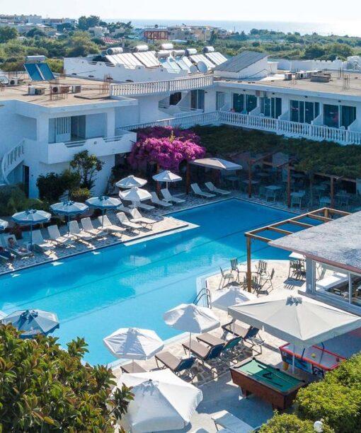 Προσφορές για το ξενοδοχείο Loutanis Hotel