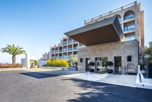 Προσφορές για το ξενοδοχείο MarBella Corfu Με Νεροτσουλήθρες