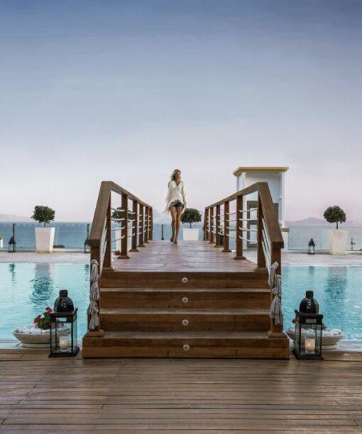 Μοναδική προσφορά για το ξενοδοχείο Mitsis Blue Domes Resort & SpaΠροσφορά για διαμονή all inclusive σε  Mitsis Blue Domes Resort & Spa
