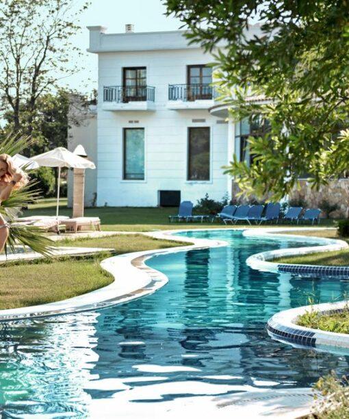 Μοναδική προσφορά για το ξενοδοχείο Mitsis Galini Wellness Spa & ResortΠροσφορά για διαμονή all inclusive σε  Mitsis Galini Wellness Spa & Resort