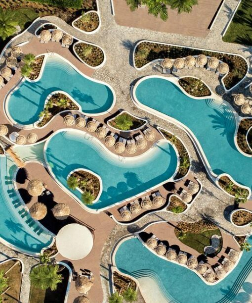 Προσφορές για το ξενοδοχείο Mitsis Norida Beach Hotel Με Νεροτσουλήθρες
