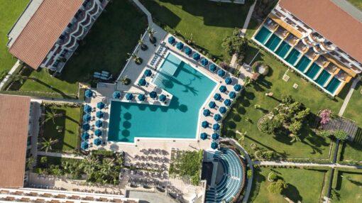 Προσφορές για το ξενοδοχείο Mitsis Ramira Beach Hotel Με Νεροτσουλήθρες
