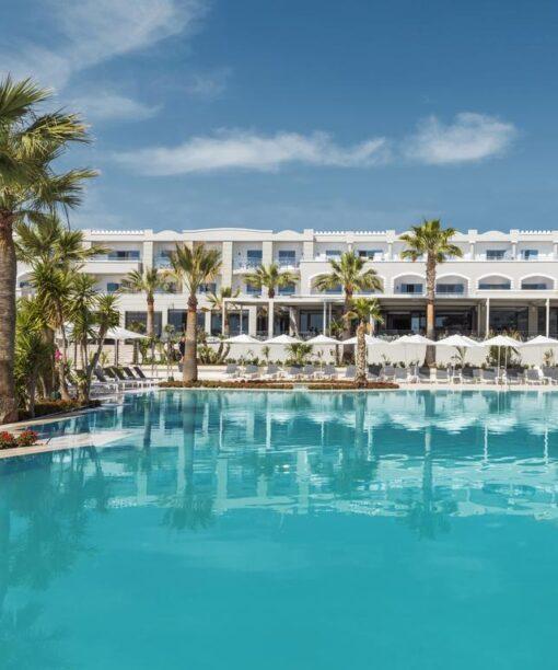 Προσφορές για το ξενοδοχείο Mitsis Rodos Village Beach Hotel & Spa Με Νεροτσουλήθρες