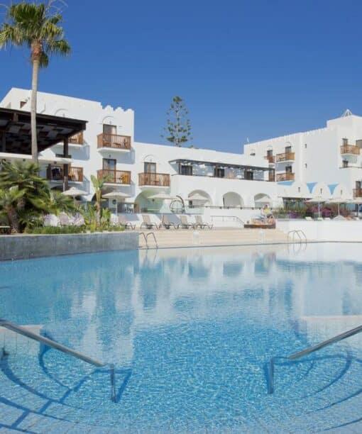 Πακετο διακοπών all inclusive για Oceanis Beach & Spa Resort