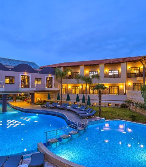 Hotel deal Porto Platanias Beach Resort & Spa
