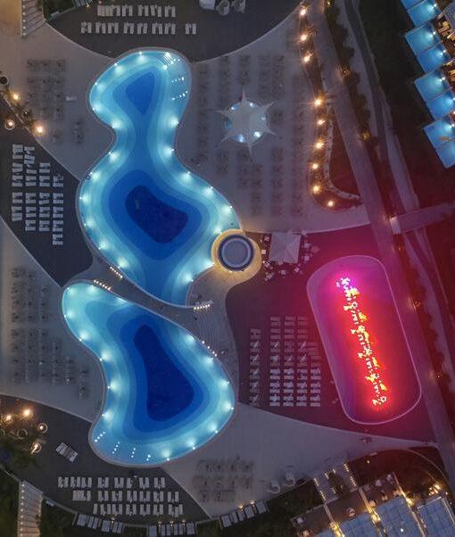 Μοναδική προσφορά για το ξενοδοχείο Princess Andriana Resort & SpaΠροσφορά για διαμονή all inclusive σε  Princess Andriana Resort & Spa