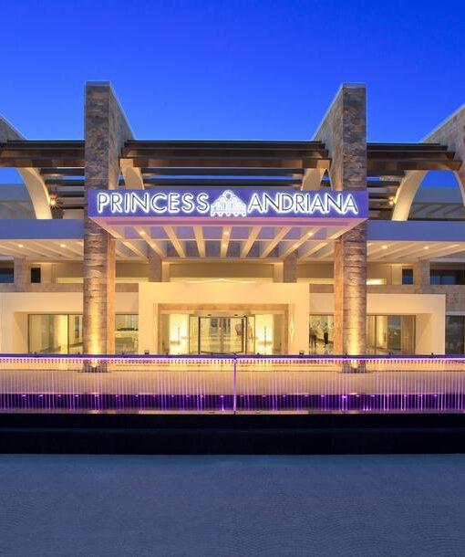 Hotel deal Princess Andriana Resort & Spa