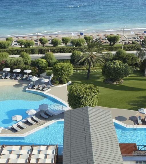 Μοναδική προσφορά για το ξενοδοχείο Rhodes Bay Hotel & SpaΠροσφορά για διαμονή all inclusive σε  Rhodes Bay Hotel & Spa