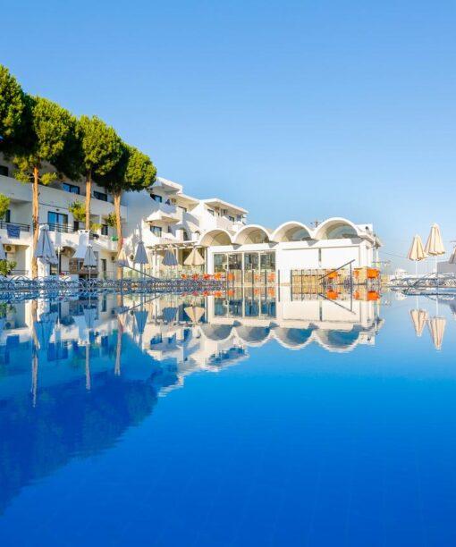Μοναδική προσφορά για το ξενοδοχείο Rodos Star  HotelΠροσφορά για διαμονή σε Rodos Star  Hotel