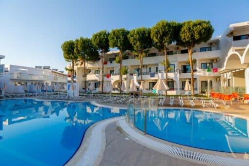 Προσφορές για το ξενοδοχείο Rodos Star  Hotel
