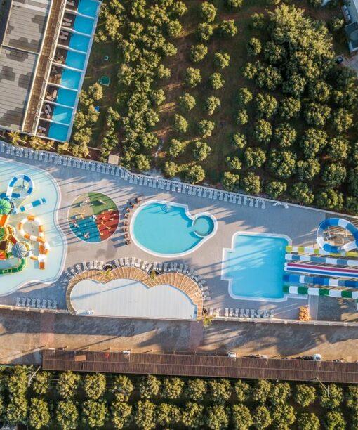 Προσφορές για το ξενοδοχείο Stella Palace Resort & Spa Με Νεροτσουλήθρες