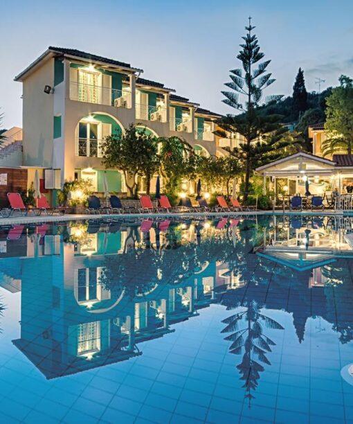 Προσφορές για το ξενοδοχείο Sun Rise Hotel - Adults Only