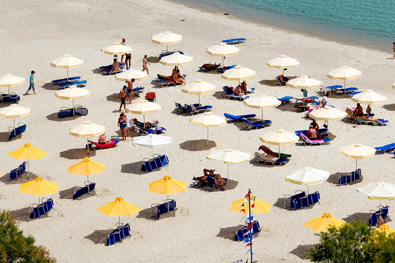 Παραλία στη Χαλκιδική, προσφορές ξενοδοχείων για τη χαλκιδική
