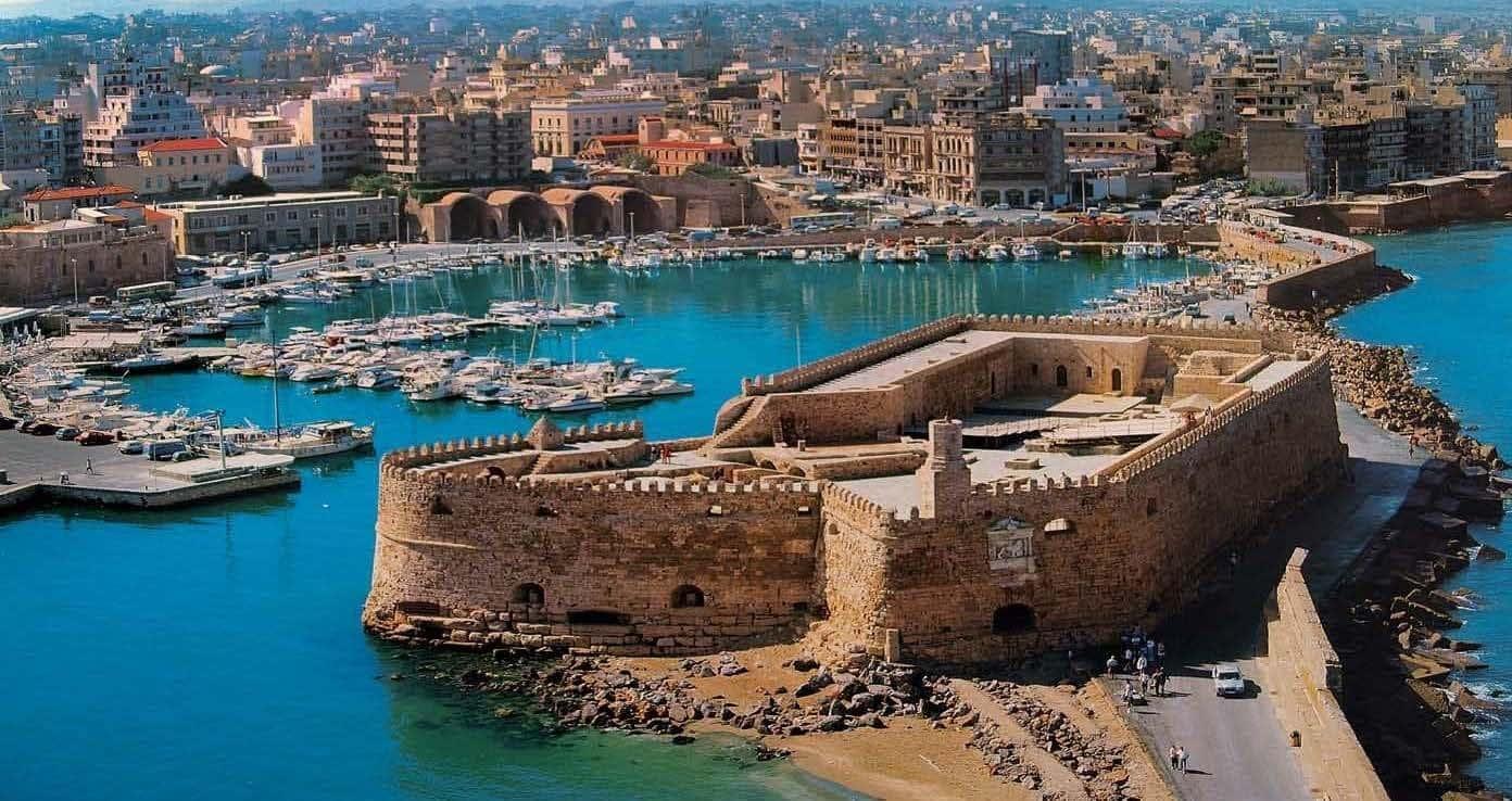προσφορες ξενοδοχείων για Ηράκλειο Κρήτης
