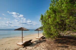 Σκιάθος Παραλία Κουκουναριές