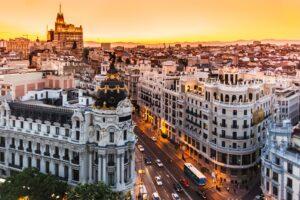 Ταξίδισ τη μαδρίτη