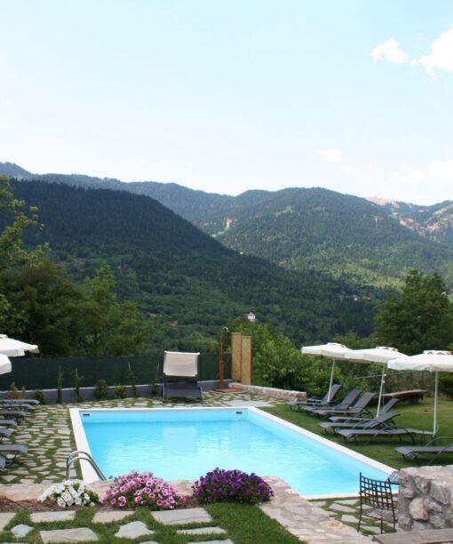 Προσφορές ξενοδοχείων για Karpenisi